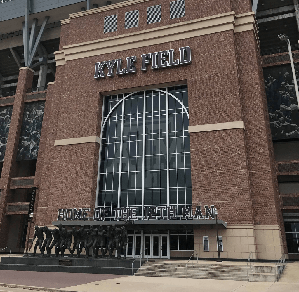 Kyle Field 12th Man